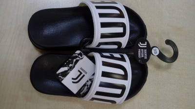 SEA SLIPPER FOR CHILDREN JUVENTUS NEW ORIGINAL