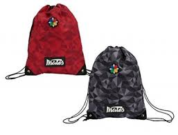 BACKPACK BAG  MATES GREY OR RED